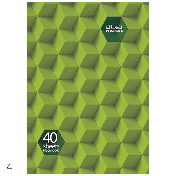 دفتر 40 برگ