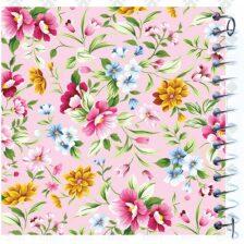 دفتر یادداشت گل گلی